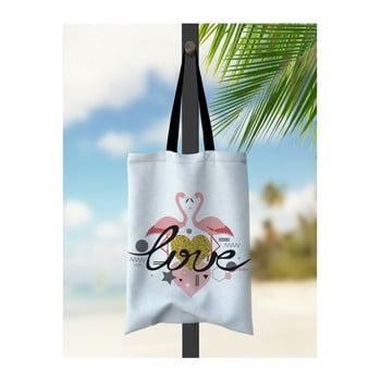 Geantă de plajă Kate Louise Love imagine