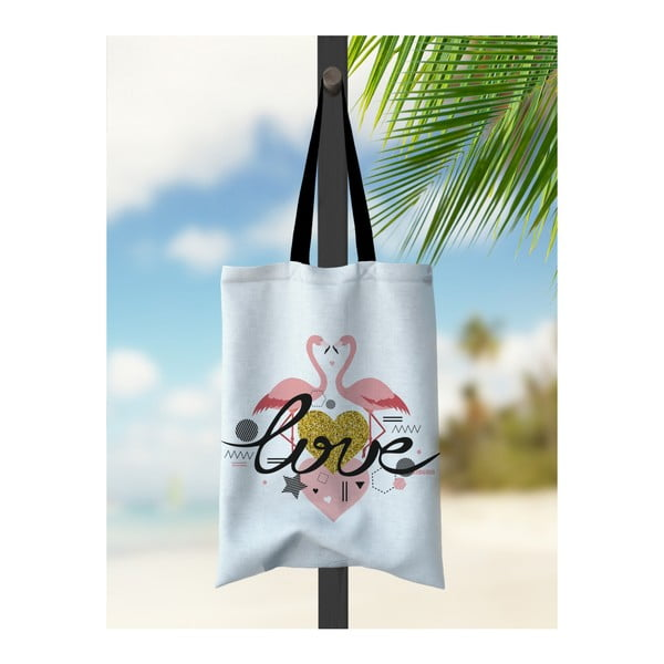 Geantă de plajă Kate Louise Love