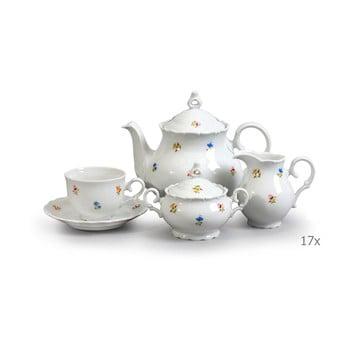 Set veselă din porțelan pentru ceai Thun Ophelia imagine