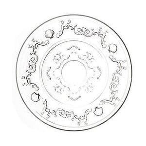 Skleněný talíř La Rochére Versailles, ⌀15cm