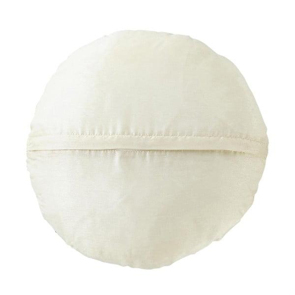 Polštář s náplní Daisy Mauve, průměr 40 cm