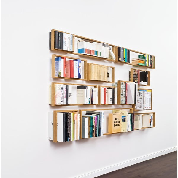Raft pe colț pentru cărți das kleine b b1, înălțime22cm