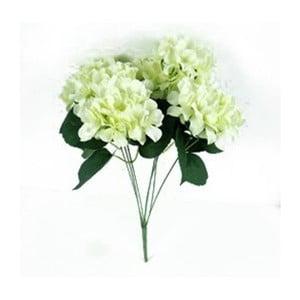 Bílá dekorativní květina Heaven Sends Hydrangea