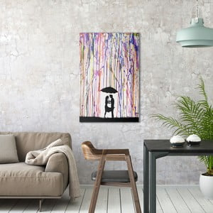 Obraz na plátně OrangeWallz Couple, 60 x 90 cm