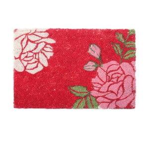 Retro rohožka Rose