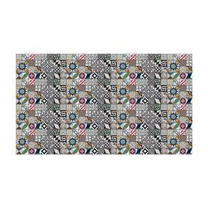 Vinylový koberec Nada Grey, 52x120 cm