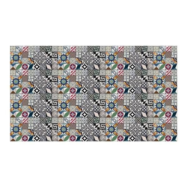 Vinylový koberec Nada Grey, 52x100 cm
