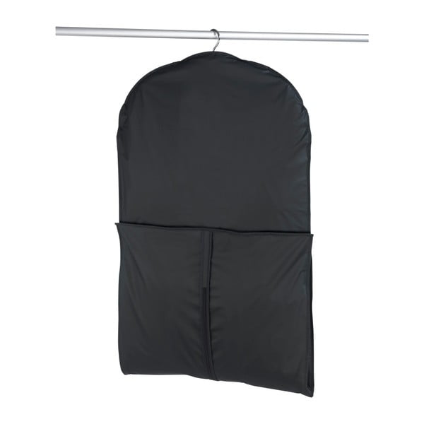 Fekete ruhahuzat, 150 x 60 cm - Wenko