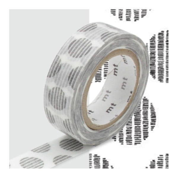 Washi páska MT Masking Tape Lucinde, návin10m