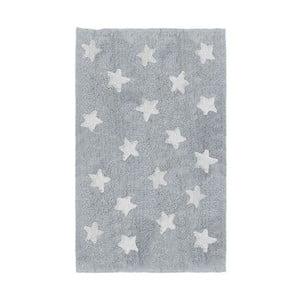 Covor pentru camera copiilor Tanuki Stars, 120 x 160 cm, gri