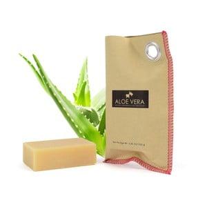 Přírodní mýdlo s kozím mlékem a aloe vera HF Living