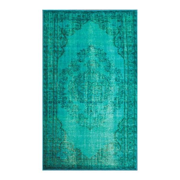 Koberec nuLOOM Comtessa Turquoise, 165x248cm