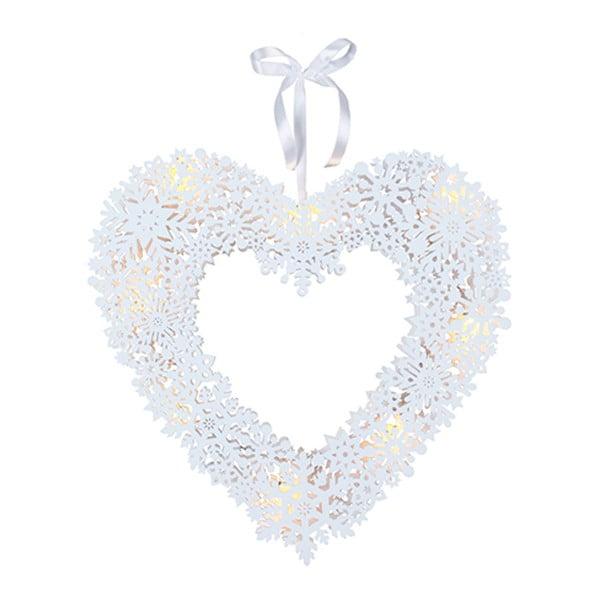 Svítící LED dekorace Best Season Snowflake