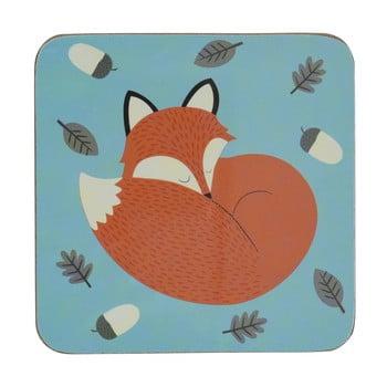 Suport farfurii Rex London Rusty The Fox, 10,5 x 10,5 cm