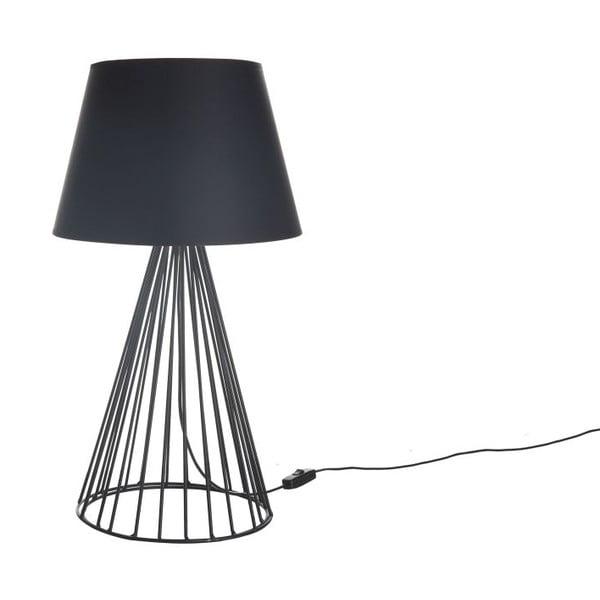 Stolní lampa Wiry Black/Black