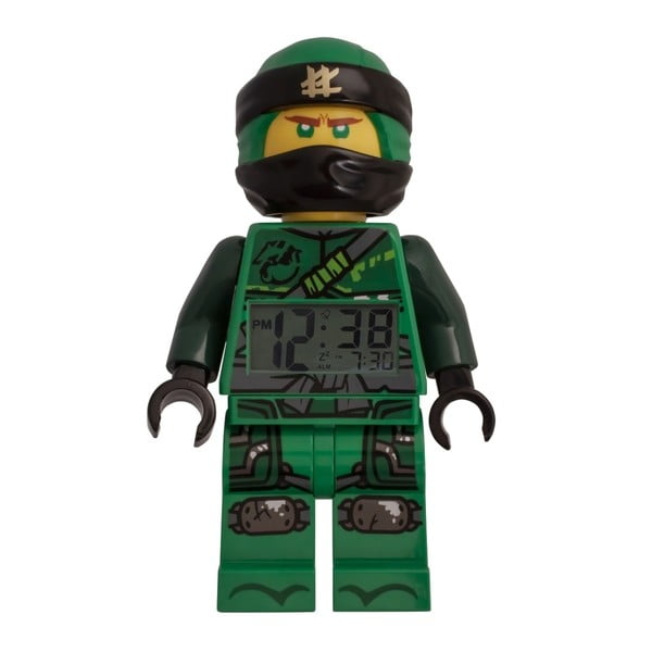 Ninjago Lloyd ébresztőóra - LEGO®