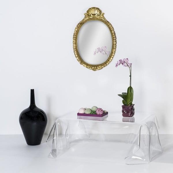 Konferenční stolek Drappeggi Tavolino Transparente