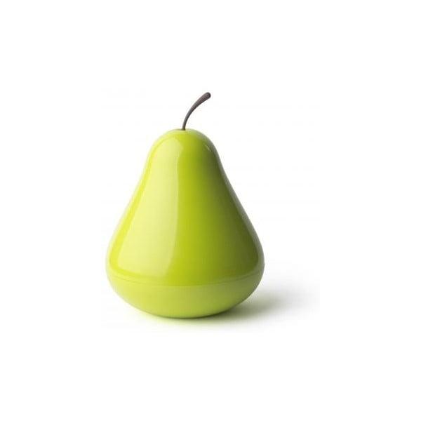 Multifunkční mísa s poklopem QUALY Pear Pod, zelená
