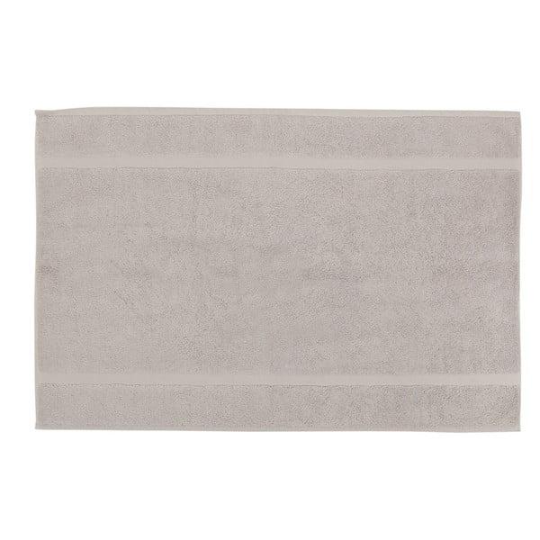 Béžová kúpeľňová predložka Betty, 50 × 75 cm