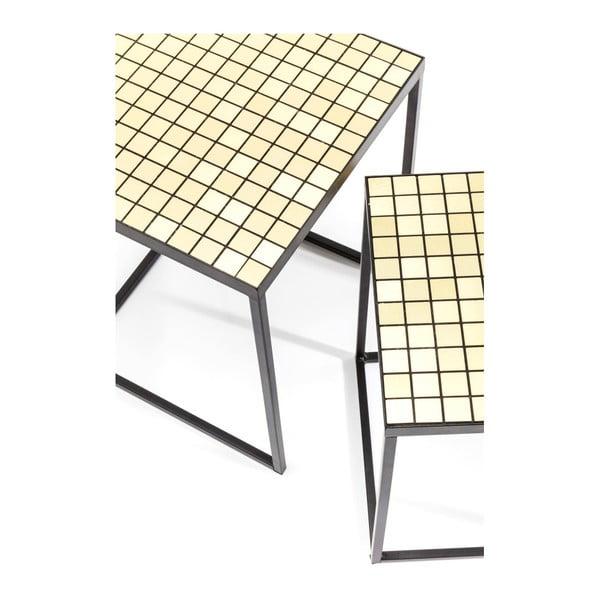 Sada 2 odkládacích stolků Kare Design Cubes