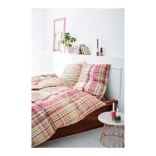 Povlečení Fine Flannel Natural, 140x200 cm