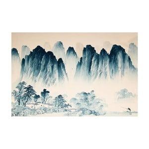 Obraz Marmont Hill Jutting Blue Mountains, 45x30cm