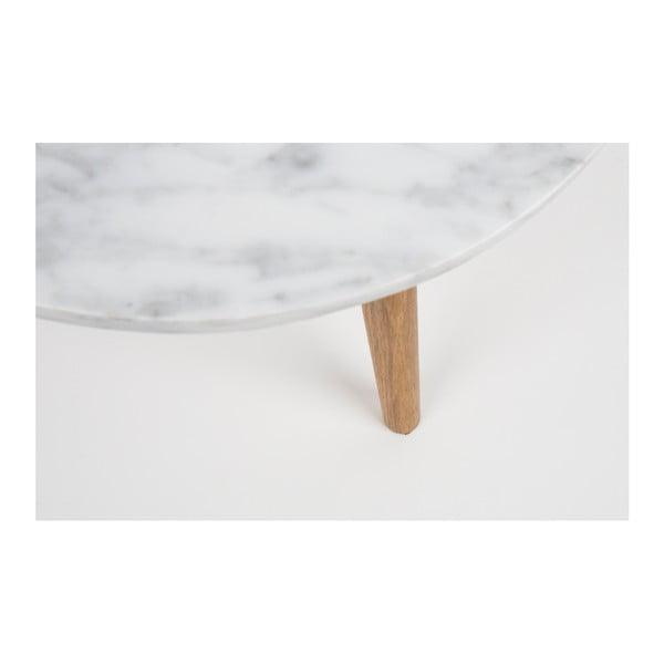 Odkládací stolek Zuiver White Stone, 50 cm