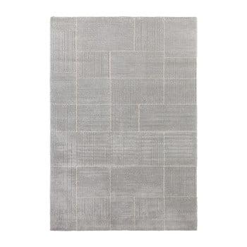Covor Elle Decor Glow Castres, 80 x 150 cm, gri deschis imagine