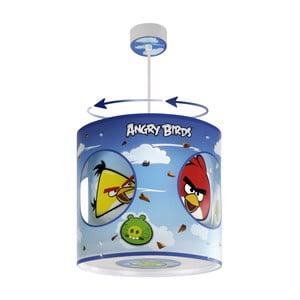 Závěsná lampa Angry Birds, otočná