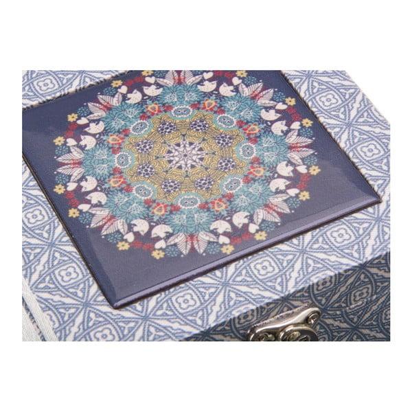 Set 3 cutii pentru stocare  Unimasa Mosaic