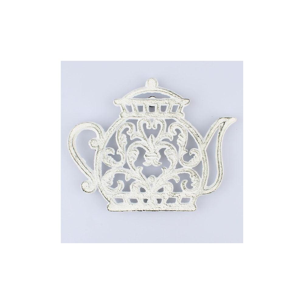 Litinová podložka pod hrnec Tea Time