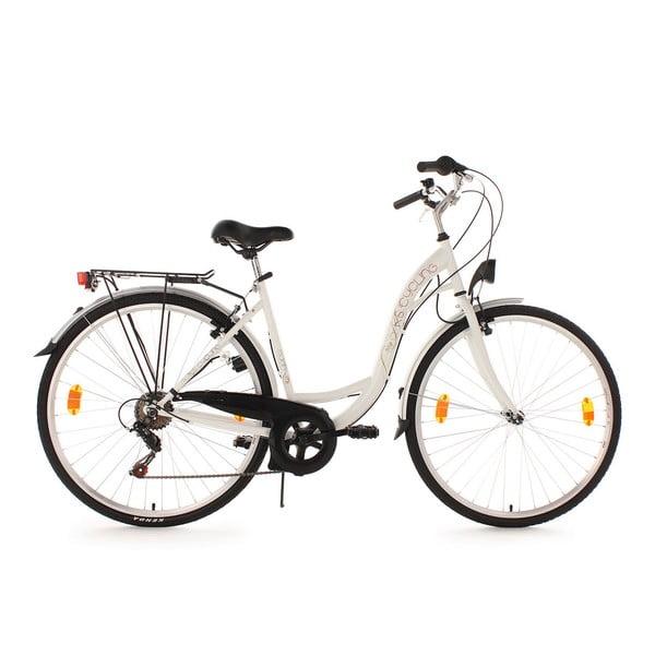 """Dámské kolo City Bike Eden White, 28"""""""