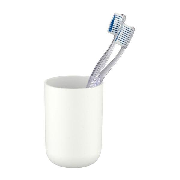 Brasil fehér fogkefetartó pohár - Wenko
