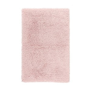 Světle růžová koupelnová předložka Aquanova Mezzo, 60x100cm