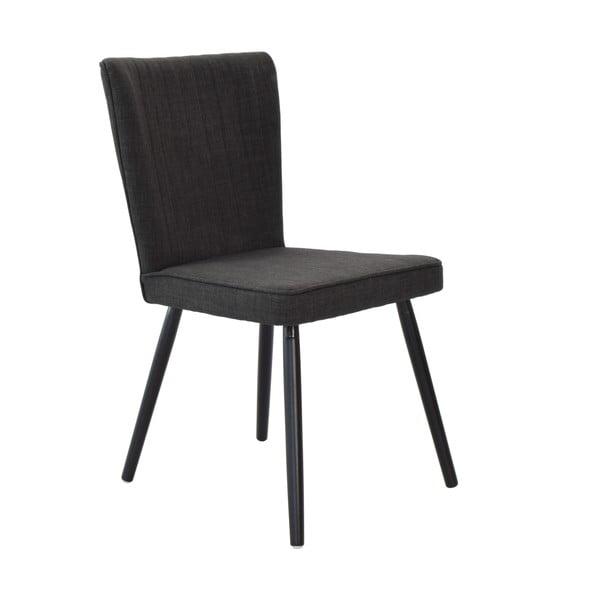 Sada 2 jídelních židlí RGE Niles, černé nohy