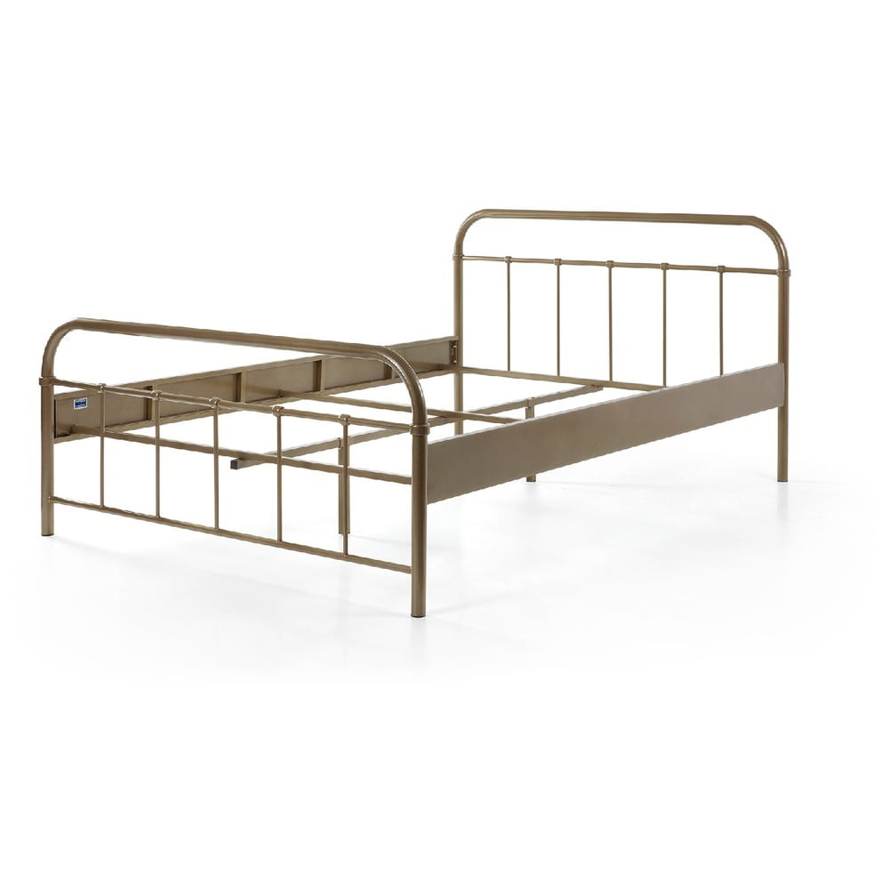 d48229da6796 Hnědá kovová dětská postel Vipack Boston Baby