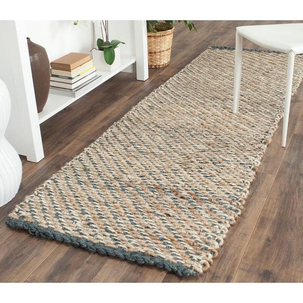 Jutový koberec Guiseppe, 121x182 cm