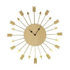 Nástěnné hodiny Maiko Flechas, ⌀ 49 cm