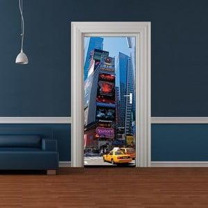 Tapeta na dveře NY, 95x210 cm