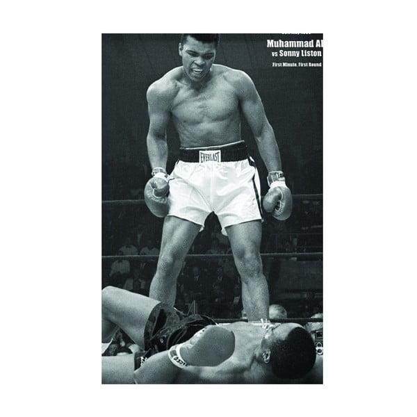 Fotoobraz Muhammad Ali, 81x51 cm