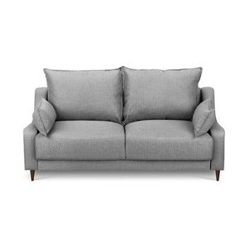 Canapea cu 2 locuri Mazzini Sofas Ancolie, gri de la Mazzini Sofas