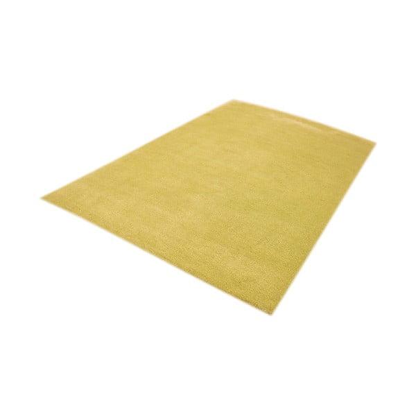 Vlněný koberec Kerima Green, 170x240 cm