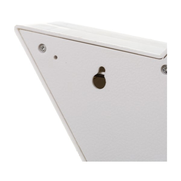 Sada 3 bílých LED lampiček v různých tvarech Unimasa