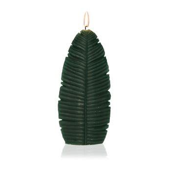 Lumânare decorativă în formă de frunză Versa Hoja Grande de la Versa