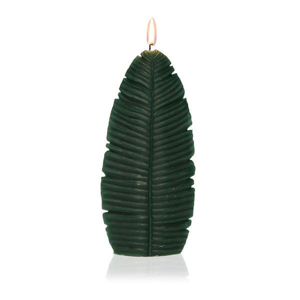 Lumânare decorativă în formă de frunză Versa Hoja Grande