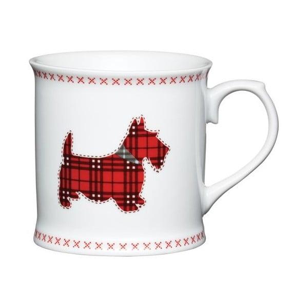 Porcelánový hrnek Traditional Scottie Dog, 400 ml