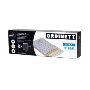 Sada 8 plastových pytlů na oblečení Ordinett Clothes