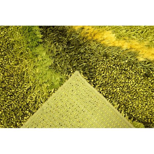 Koberec Delphi Green, 140x200 cm