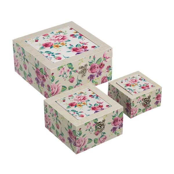 Sada 3 krabiček Tender