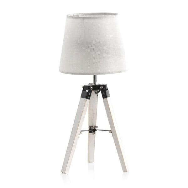Bílá stolní lampa Geese Shine